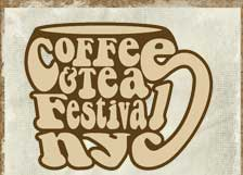 cooffee and tea festival logo