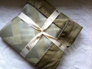 Pillowcase wrapping