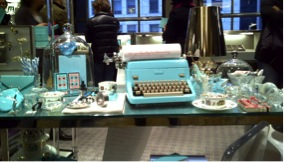 Tiffany & Co., New York City – 2011. Photo provided by Cari Kamm
