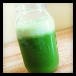 Green Dream Juice